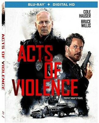 Acts Of Violence (2017) [Blu-ray] Blu-ray