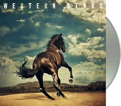 "Bruce Springsteen ""western stars'"" CD Softpack NEU Album 2019"