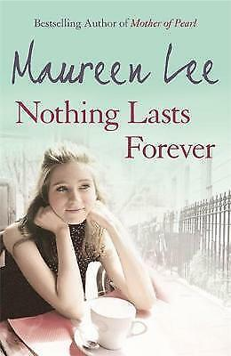 Nothing Lasts Forever by Maureen Lee, Good Used Book (Paperback) Fast & FREE Del