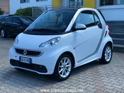 Smart fortwo 1.0 mhd Special One 71cv