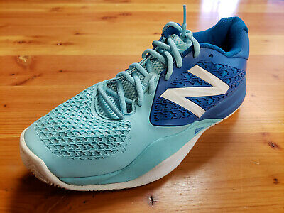 WOMEN'S NEW BALANCE 996V2 D Width Preowned Tennis Shoes Size 10.5