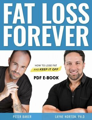 ✅ Fat Loss Forever : How to lose fat and keep it off [PDF] ⚡ FAST DELIVERY ⚡
