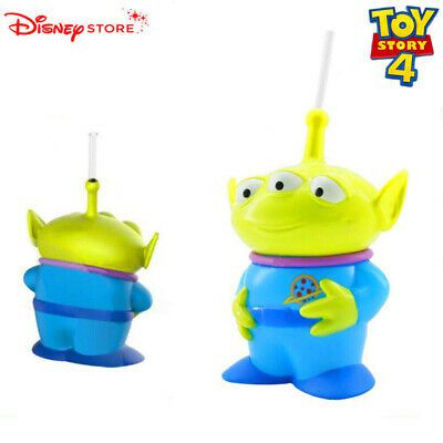 2019 Disney PIXAR Toy Story 4 Aliens Cup Movie Exclusive Theater 32oz Straw Cups
