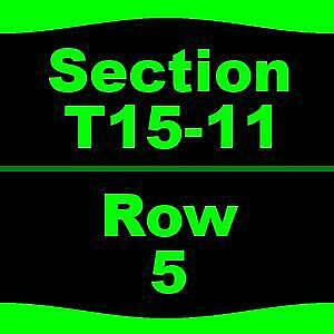 4 Tickets MotoGP of the Americas Preliminary Races (Time:TBD) - Friday 4/3 Circu