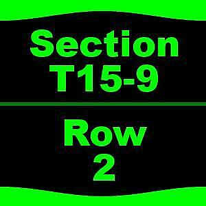 2 Tickets MotoGP of the Americas Preliminary Races (Time:TBD) - Friday 4/3 Circu