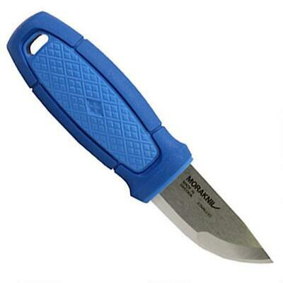 Mora 12649 Blue Eldris Outdoor Camping Survival Camp Fixed Blade Knife + Sheath