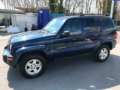 Jeep Cherokee 2.8 CRD Limited*PELLE*CERCHI