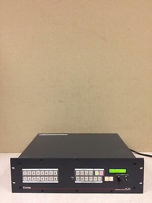 EXTRON ISM 824 Scaling Router HD-SDI Multiformat Switcher Working Free Shipping