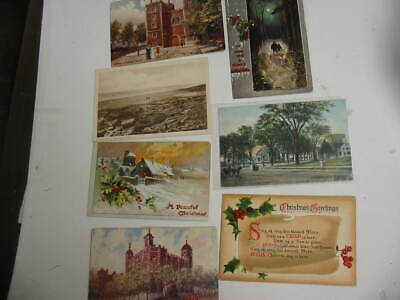 25 Older Tuck Postcard Lot 11
