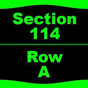 2 Tickets  Los Angeles Chargers Colts 9/8 Dignity Health Sports Park - Stadium