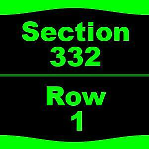 2 Tickets New York Giants vs. Dallas Cowboys 11/4 MetLife Stadium East Rutherfor