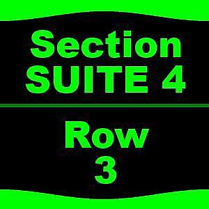 4 Tickets Game of Thrones Live Concert Experience 10/1 Comerica Theatre Phoenix
