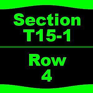 1-6 Tickets Dallas Cowboys vs. New York Giants 9/8 AT&T Stadium Arlington