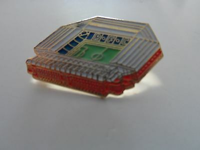 Football Badge Rangers Stadium Rfc.  Gilt Brooch  Pin  Fitting