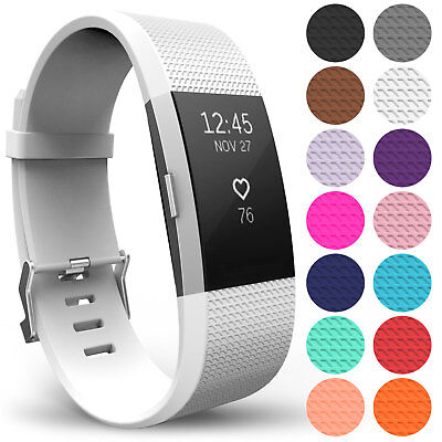 Fitbit Charge 2 Wrist Straps Wristbands, Best Replacement Accessory Watch UK G