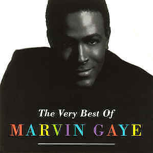 Marvin Gaye – The Very Best Of Marvin Gaye CD