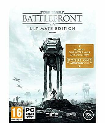 Star Wars Battlefront Ultimate Edition (PC) BRAND NEW SEALED CODE