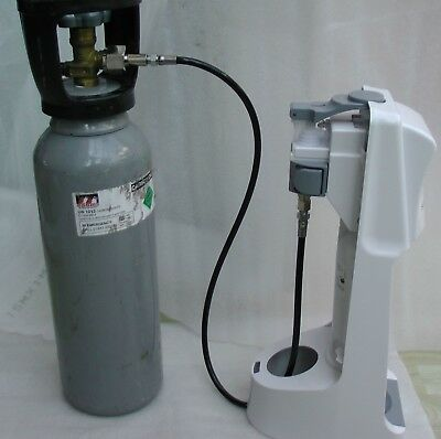 "Soda Stream to CO2 Large Bottle 36"" Hose And Quick Release Adapter"