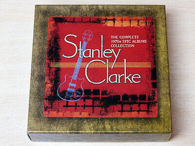 Stanley Clarke/The Complete 1970s Epic Albums Collection 2012 6x CD Box Set