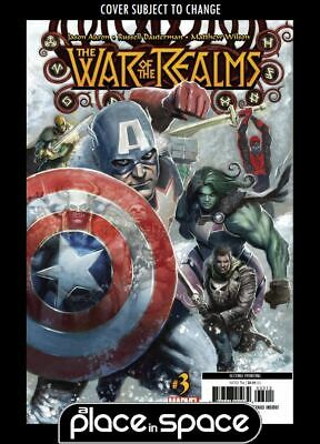 War Of The Realms #3 - 2Nd Printing (Wk24)