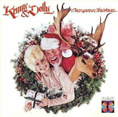 Kenny Rogers and Dolly Parton : Once upon a Christmas CD