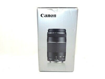 CANON Lens/Filter EF 75-300MM 1:4-5.6 III (CMP014555)