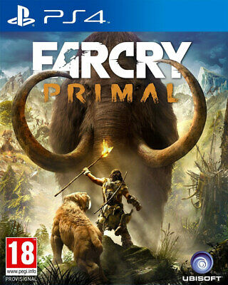 Far Cry Primal (PS4) BRAND NEW AND SEALED - IN STOCK - QUICK DISPATCH