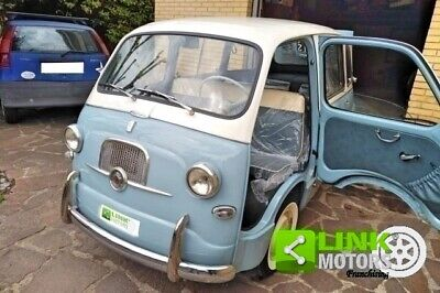 FIAT 600 Fiat 600 Multipla 1958 re