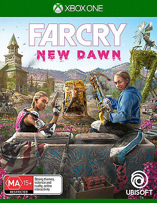 Far Cry New Dawn for Microsoft XBox One - Brand New - Free Post