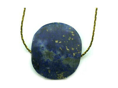 Ancient Armenian 27ct Lapis Lazuli Pendant BC3000 Assyrian Empire Gem of Heaven