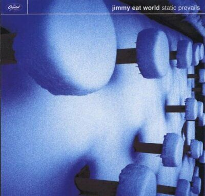 Jimmy Eat World : Static Prevails CD
