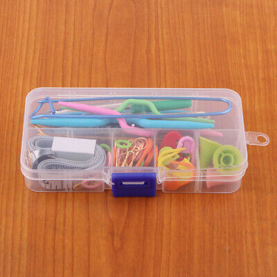 1 Set Portable Mini Sewing Needles Kit for Cross Stitch Beginners Starters