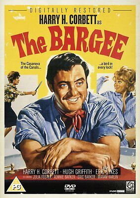 The Bargee DVD New 1964