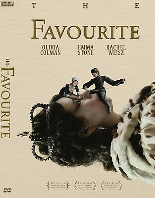 The Favourite (2019) DVD