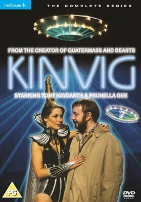 Kinvig The Complete Series 1981 DVD Sci-Fi Comedy TV Series Region 2 PAL New