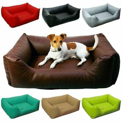 Dog Pet Bed Cat Mat Cushion Puppy Soft House Kennel Warm Pad Large Washable MARO