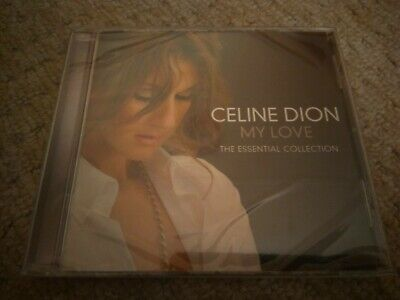 Celine Dion My Love The Essential Collection New CD