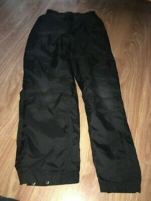 Karrimor Boys 9-10 Years Black Trousers (Ex Cond)