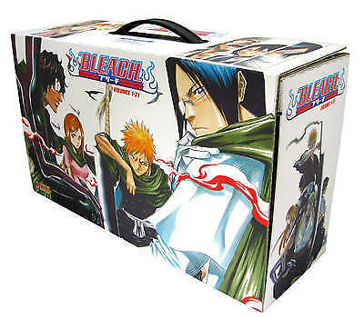 Bleach Box Set 1 Volumes 1-21 by Kubo, Tite, NEW Book, FREE & Fast Delivery, (Pa