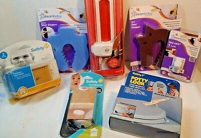 Baby or Senior Home Safety locks   New  in package  Choice