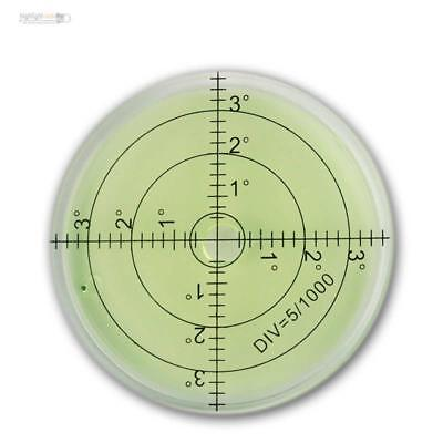 Circular Level, Ø 66mm Dragon Fly round Spirit Precision Scale, Cans Libele
