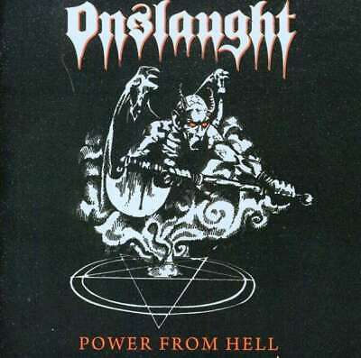 NEU CD Onslaught - Power From Hell #G57165658
