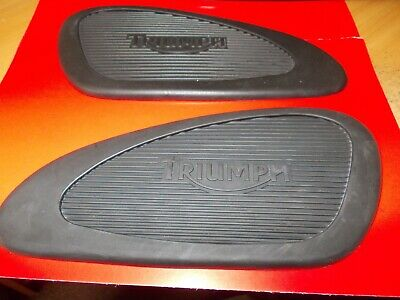 Triumph  , Tank Rubber Knee Pads ,T110 ,T100 And Others .