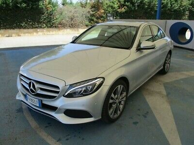 Mercedes-Benz Classe C C 220 d Serie speciale limitata 4MATIC Force