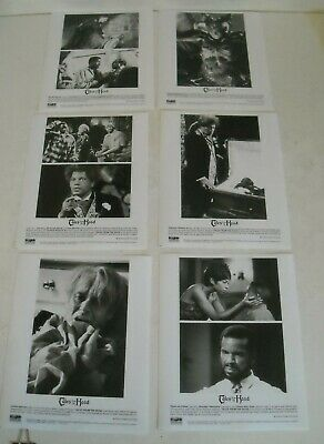 TALES from the HOOD LOT 9 B/W PROMO ADVERTISING MOVIE PHOTOS CLARENCE WILLIAMS 3