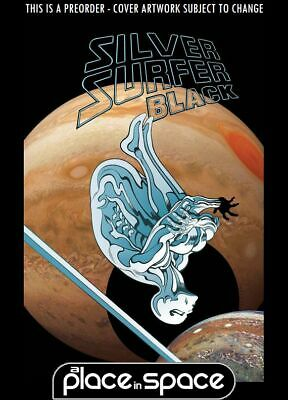 (Wk29) Silver Surfer Black #2A - Preorder 17Th Jul