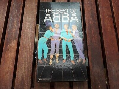 Readers Digest THE BEST OF ABBA 1972 1981 RARE BOX SET x 3 Cassettes - 70 SONGS