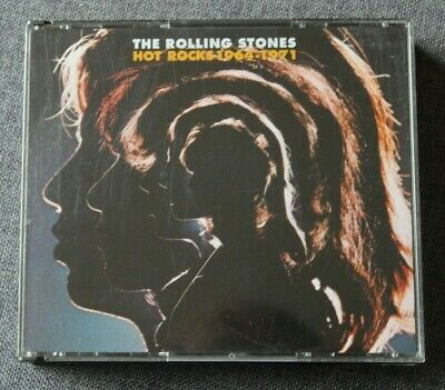The Rolling Stones, Best of - hot rocks 1964-1971  , 2CD