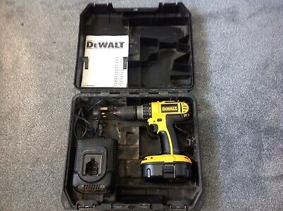 Dewalt dc725 18v drill With Charger& Battery