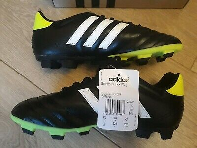8da7e6cae7f8 Adidas Goletto IV TRX FG J Football Boots Mens UK Size 3.5 (New With Box